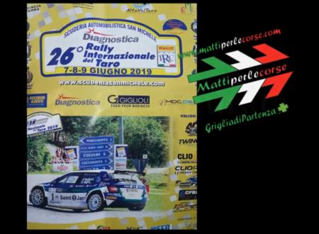 Tutto lo spettacolo del 26° Rally del Taro nei video di Mattiperlecorse