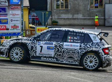 Re-Turati vincono il Rally del Taro 2019, De Tommaso è fuori.