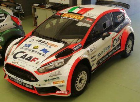 G.B. Motors Racing Team pronta per la sfida al Rally Italia Sardegna 2019