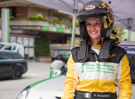 Rachele Somaschini non sarà presente al Rally Sardegna 2019
