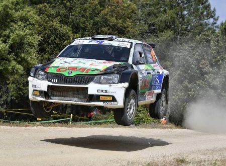 Trasferta sfortunata al mondiale in Sardegna per PA Racing