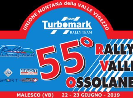 Ecco il 55° Rally Valli Ossolane: che gran tracciato!!!