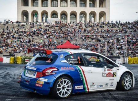 Il 7^ rally di Roma Capitale sta tornando con una grande novità!