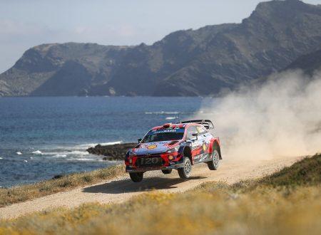 Dani Sordo conquista la prima vittoria al Sardegna