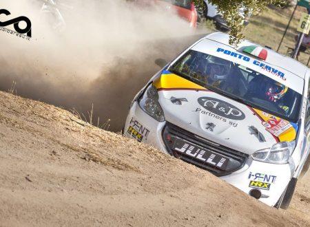 PORTO CERVO RACING – Nel Rally Italia Sardegna brillano Liceri / Mendola
