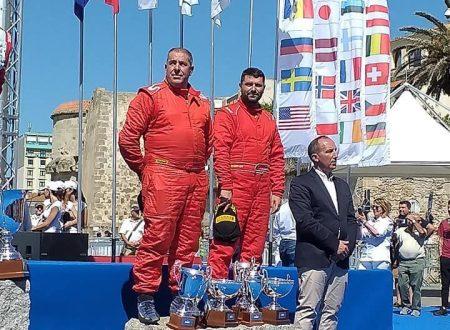 AUTOSERVICE SPORT primeggia in Sardegna con Marrone / Fresu