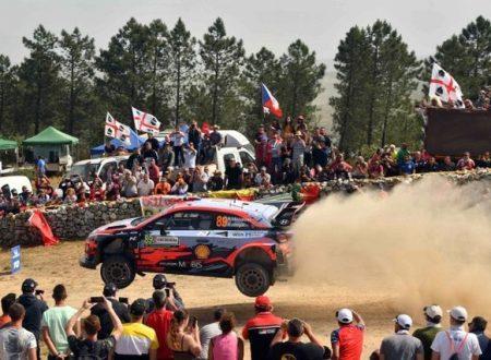 ACISPORT – Il Rally d'Italia per altri tre anni in terra di Sardegna
