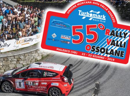 Il nostro video sul 55°Rally Valli Ossolane 2019