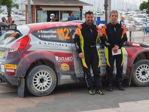 GB MOTORS RACING – A due tinte nel Rally Italia Sardegna