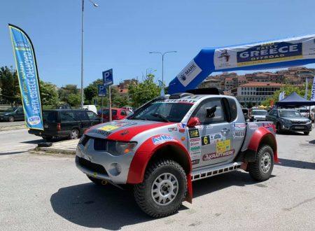 Terminato il Rally di Grecia off road
