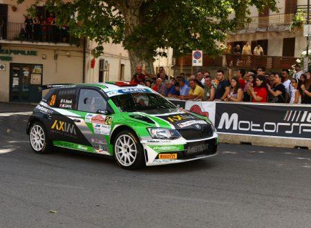 Il Rally di Roma Capitale accende i motori