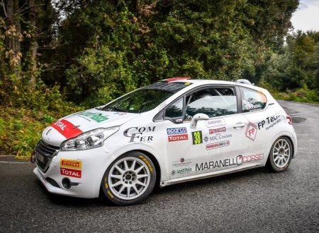 MARANELLO CORSE – Guglielmini si rituffa nel Trofeo Peugeot a Roma