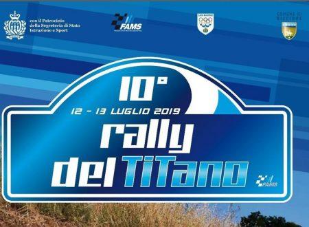 Grande rappresentazione al rally del Titano per la scuderia San Marino
