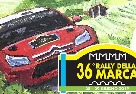 36° Rally della Marca 2019 – BIG SHOW, CRASH & MISTAKES