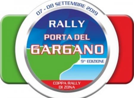 9° Rally Porta del Gargano, ufficializzata la data