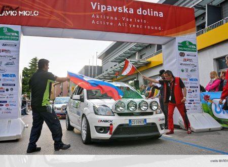FLAVIO MIOLO – Saluta l'Alpe Adria Rally Cup, rilanciandolo