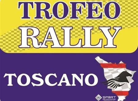 Trofeo Rally Toscano Auto Storiche