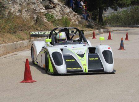A Castebuono la nona del Campionato Siciliano Slalom