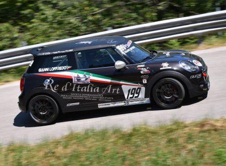 Loffredo al 54^ Trofeo Luigi Fagioli per confermarsi