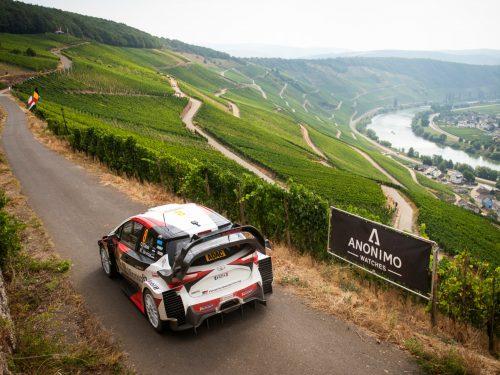 Il Deutschland Rallye su Red Bull TV