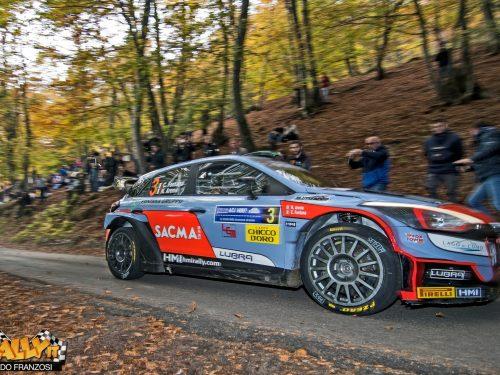 Al Rally di Como la Supercoppa WRC