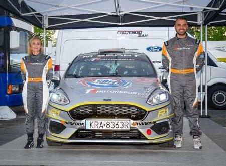 Ford al Rally del Friuli ricordando Leonardo D'Angelo