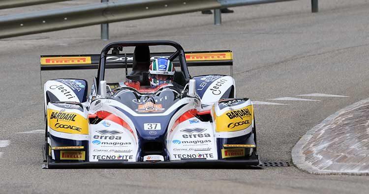 Simone Faggioli vince a St Ursanne e realizza il nuovo record della velocissima gara svizzera