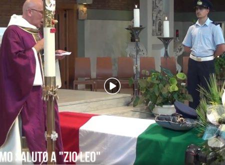 """L'ultimo, commovente, saluto a """"Zio Leo"""" (video)"""