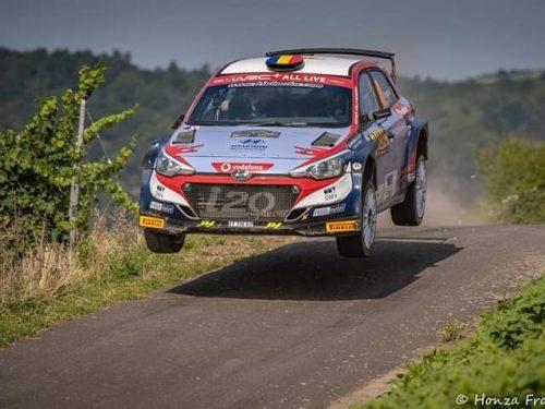 Friulmotor in alto nel mondiale rally WRC2