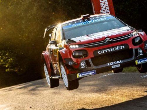 Citroen Racing già concentrata sulla Turchia