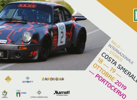 In moto la macchina organizzativa per il Rally historic Costa Smeralda