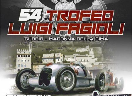 On Line gli iscritti del 54 Trofeo Fagioli