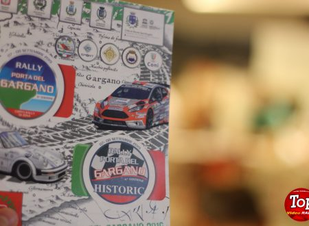 Ieri è stata presentata ufficialmente la nona edizione del Rally Porta del Gargano