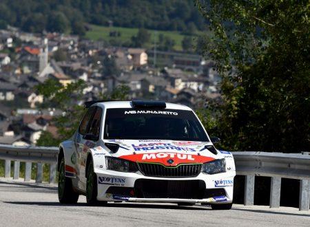 Carella vince la Michelin Rally Cup