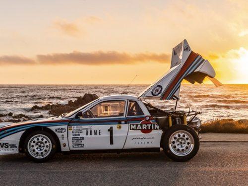 Com'è guidare una vera Lancia 037 Gr.B ex Ufficiale?