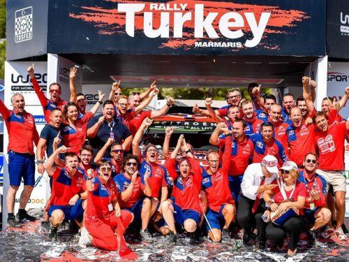 La doppietta di Citroen in Turchia riapre la corsa al Campionato