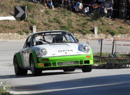 CINQUE PORTACOLORI RO racing alla MONTE ERICE