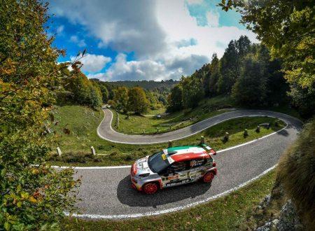 Rally Due Valli difficile per la Citroen con la C3 R5