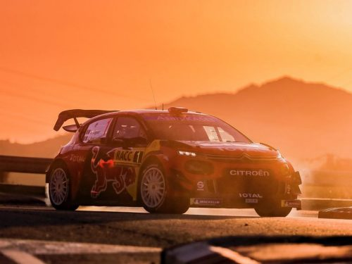 Citroen Racing già concentrata sul 2020