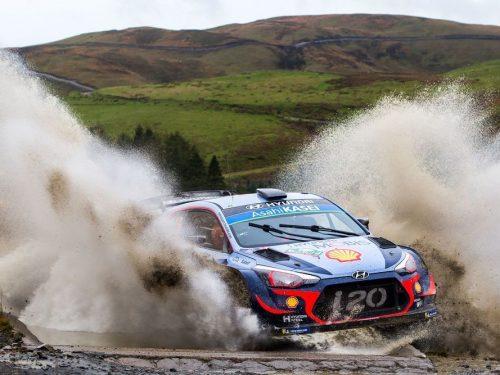 Hyundai Motorsport al Rally del Galles per consolidare la leadership in classifica