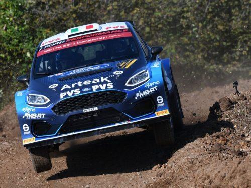 Soddisfazioni per Pedro al Rally RACC