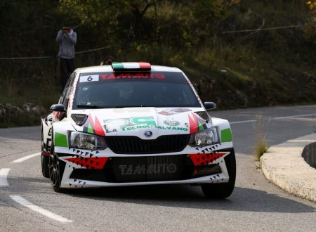 Un bronzo per Island Motorsport al Rallye de la Croisette