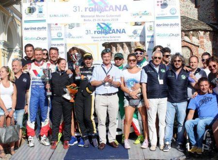 Il Trofeo delle Merende compie 10 anni e diventa un rally