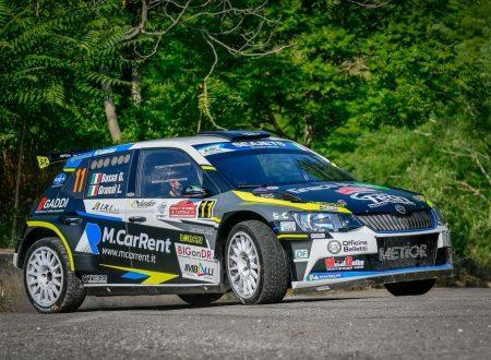 Metior Sport con Basso pronti per il Rally 2 Valli