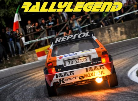 17° Rally LEGEND 2019 | MISTAKES & BIG SHOW (video)