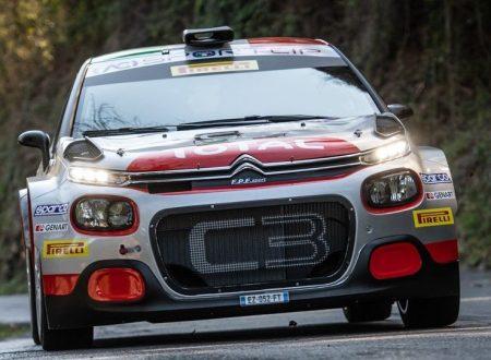 Citroen Racing pronta a dare battaglia al Rally Due Valli