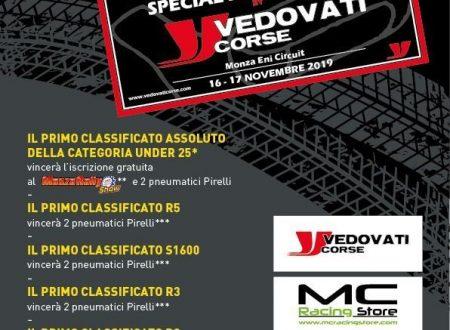 Ricco montepremi allo Special Rally Circuit by Vedovati Corse
