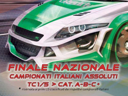 Automodellismo ACI – nuova data Finale nazionale campionati italiani assoluti