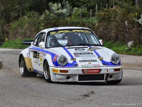 Lombardo – Merendino su Porsche firmano il 3° Rally Historic Tindari