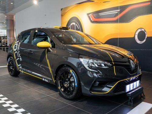 Nuova Clio Rally, dalla strada alla competizione